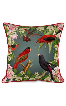 Coussin Birds