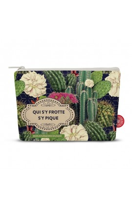 TROUSSE MAQUILLAGE CACTUS
