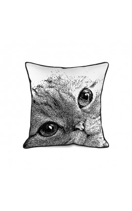 COUSSIN CHAT VELOURS