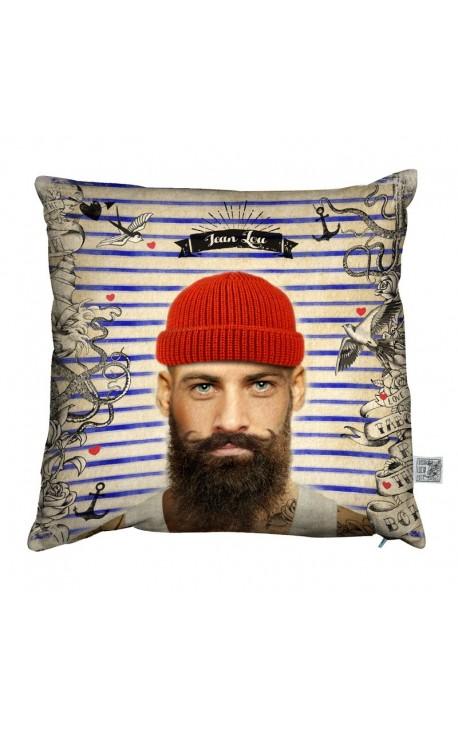 Coussin Jean-Lou