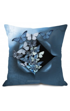 COUSSIN PAPILLONS