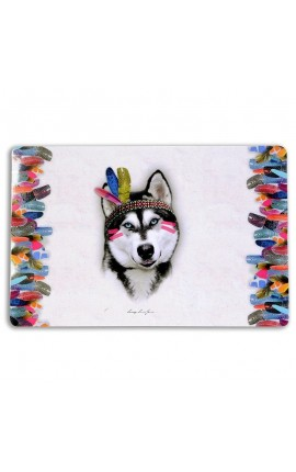 SET DE TABLE SOUPLE HUSKY