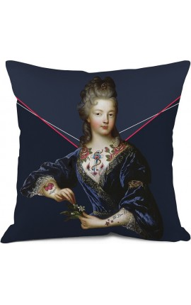 PETIT COUSSIN TATTOO MARIE ANTOINETTE