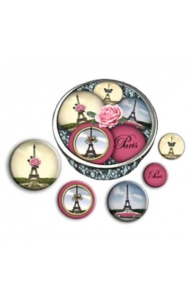 BADGES PARIS BAGATELLE