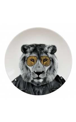 ASSIETTE LION - WILD DINING