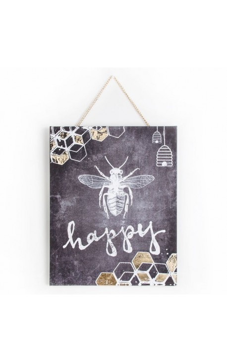 TABLEAU BEE HAPPY